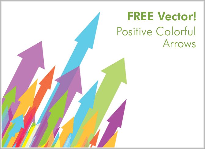 free-vectors---Positive-Colorful