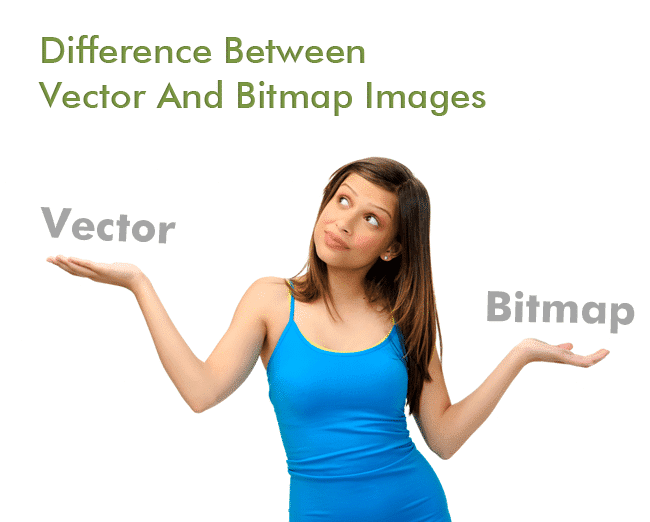 Difference between Vector and Bitmap images