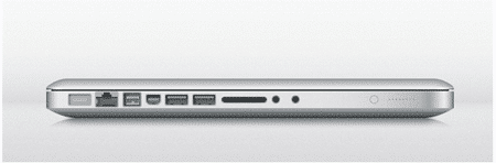 Create a Macbook Pro Illustration Left Side View