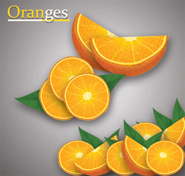 Illustrator Tutorial: Realistic Vector Orange
