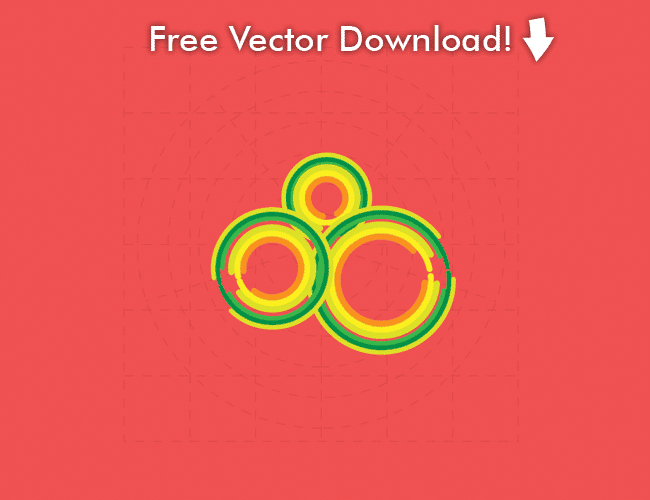 Free Abstract Vector - VectorGuru