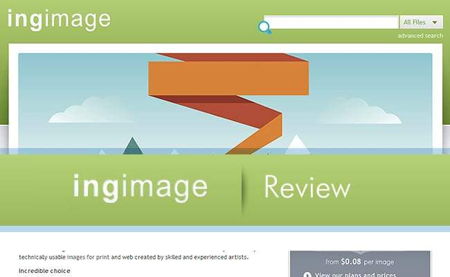 IngImage Review – best Vector Stock Subscription
