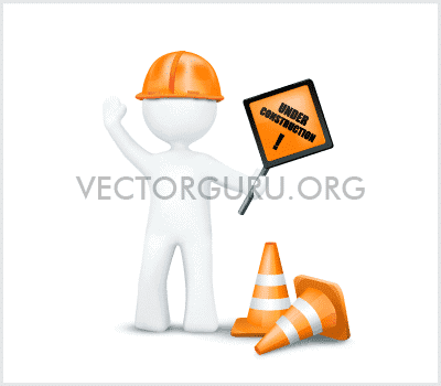 Under Construction Graphic