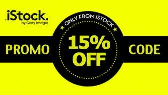 Exclusive iStock Promo Code – 15% OFF in 2016!