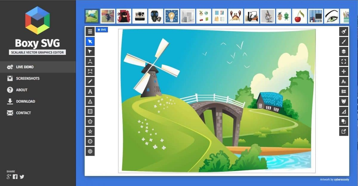 The best illustrator alternatives for windows mac and Free graphic design software for windows