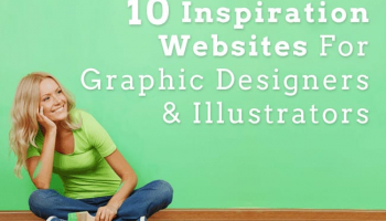 10 Inspiration Websites For Graphic Designers And Illustrators