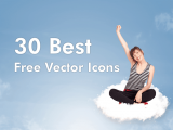 30 Best Free Vector Icons