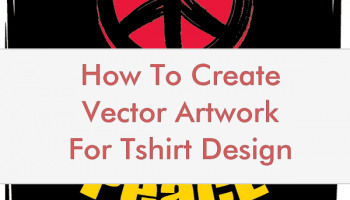 How To Create Vector Artwork For Tshirt Design