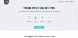 Vector Icons? Icontail! Thousands of Hand Crafted Icons For All Your Interface Needs