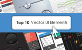 Top 10 Vector UI Elements