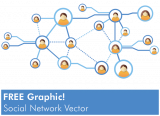 Free Graphic – Social Network Vector