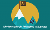 Why I moved from Photoshop to Illustrator