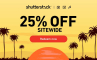 Shutterstock Coupon Code 2021 25% Off!